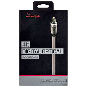 Digitical Optical 4ft Rocketfish
