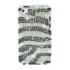 Zebra Black Fitted Cases/Skins