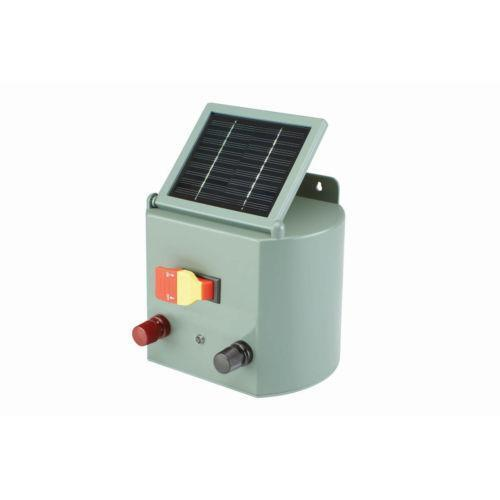 electric fence charger solar electric fence