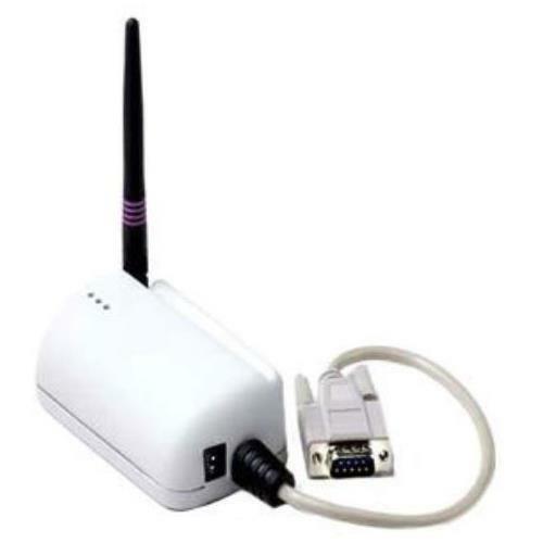 ABDG-SE-DP101 Airborne 1 Port 802.11g Rs-232/422/485 Db-9 Wireless Device Server