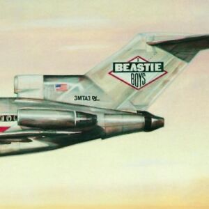 The Beastie Boys - Licensed To Ill - The Beastie Boys CD JNVG The Cheap Fast The