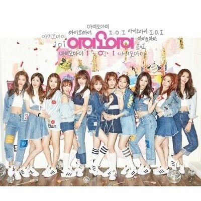 I.O.I-[Chrysalis] IOI 1st Mini Album CD+68p Photobook+1p Photo Card K-POP Sealed