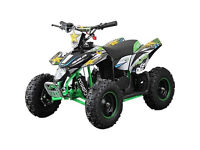 ROCKSTAR ELECTRIC BATTERY 1000 WATT 2017 mini RAPTOR MK2 quad bikes kids UK