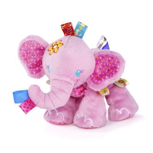 Pink Elephant Soft Toy Ebay