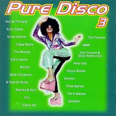 Various Artists - Pure Disco 3 / Various [New CD]