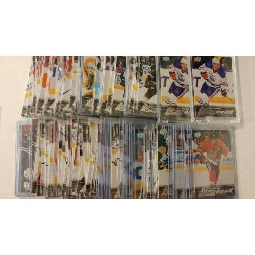 2015-16 Upper Deck Series 1 One Young Guns Yg Rc Rookie Set Completer Lot Upick