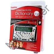 Electronic Dictionary Thesaurus
