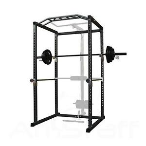 AmStaff Fitness TP006D Power Squat Rack Training System Cage