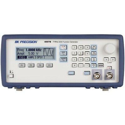 Bk Precision 4007b 7 Mhz Dds Function Generator