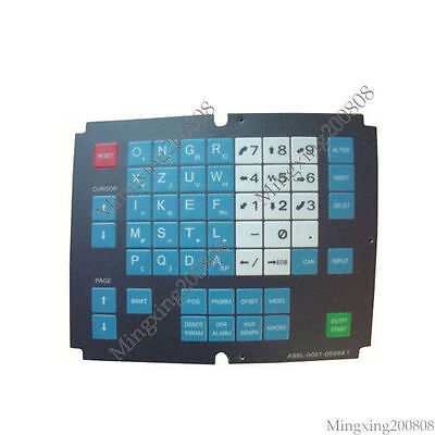 New 1 X GE Fanuc A98L-0001-0568#T Touch Screen Panel Membrane Keypad switch