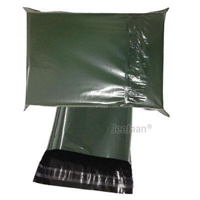 Dark Green Postal Bags Mailing 12