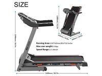 Indoor Fold up Treadmill