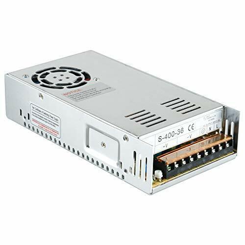 400W 60V Switch Power Supply, AC 110V/220V to DC 60V Power Power S-400-60 6.7A