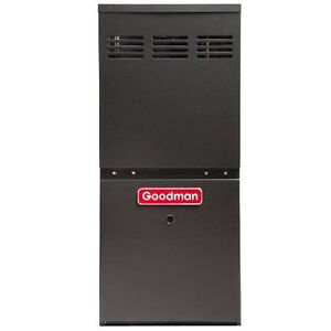 Goodman Upflow Horizontal 80K BTU Single Stage Gas Furnace - GMS80804BNAA