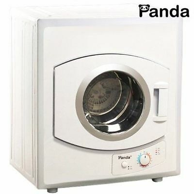 مجفف الغسيل جديد Panda Compact Apartment Size Portable Dryer 8.8lbs/2.65cu.ft PAN40SF