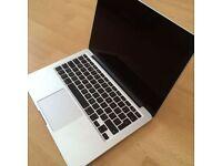 "Macbook Pro Apple Mac Retina 13"" Mint Condition. 2.7GHz 8GB RAM"