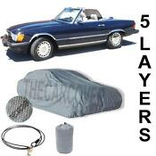 Mercedes 560SL Car Cover