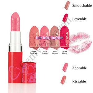 Avon Color Trend Kiss n Go Lipstick Valentines Ltd Ed ...