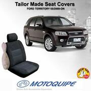 Ford Territory Car Seat Covers