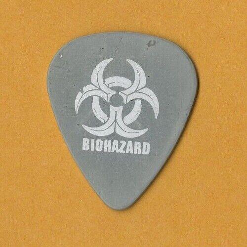 Biohazard 1994 State Of The World Address Concert Tour Guitar Pick - $15.50