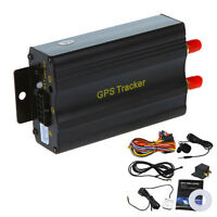 Car Vehicle GPS Tracker Track SMS google map Voiture Traceur