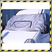 Motorhome Windscreen Cover