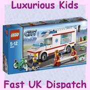 Lego City Ambulance