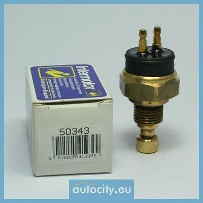 Intermotor 50343 Interrupteur de temperature, ventilateur de radiateur