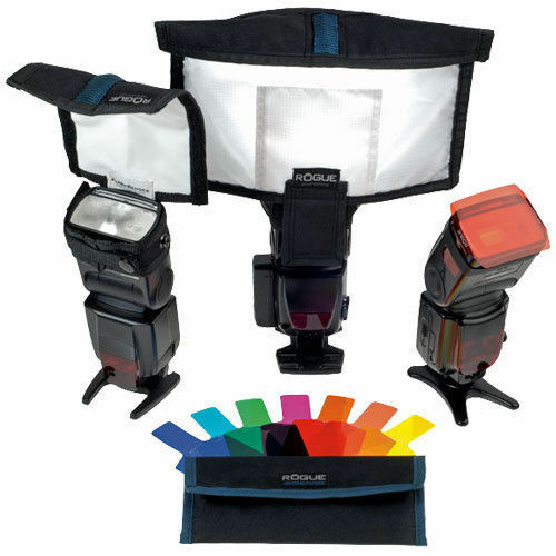 A Comparison of Flash Diffusers and Reflectors Photography