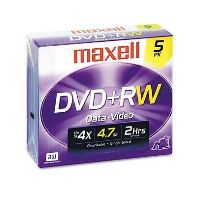 Maxell DVD+RW Discs - 634045