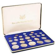 20th Century Coin Set