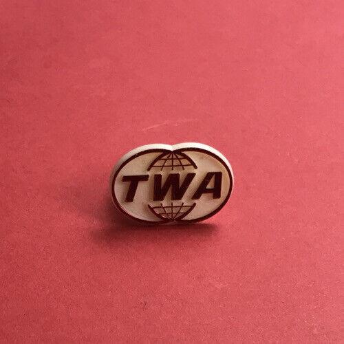 Vintage RARE TWA Trans World Airlines Promo Ring
