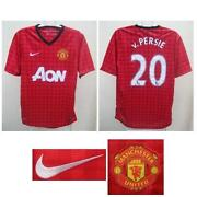 Manchester United Shirt 2012/13