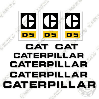 Caterpillar D5 | Owner's Guide to Business and Industrial Equipment