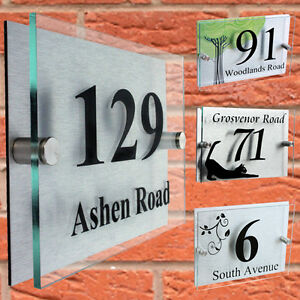 House-Sign-House-Number-100-Quality-UV-Inks-Not-Cheap-Sign-Vinyl