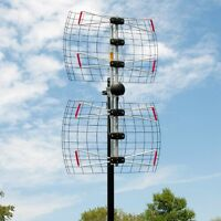 HD TV antenna and installation complete package $220