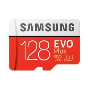 SAMSUNG BRAND NEW SEALED 128 GB microSD Card with adapter