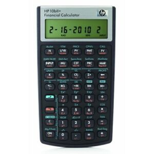 HP 10bII+ Financial Calculator - BRAND NEW