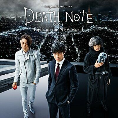 Death Note Light Up The New World - O.S.T. [Japan CD]
