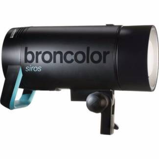 Broncolor Siros 400 S WiFi/RFS 2 BRAND NEW. NEVER USED.