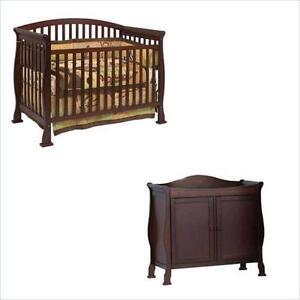 Convertible Crib Set