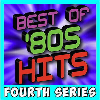 Best of the 80's Music Videos * 5 DVD Set * 145 Classics ! Pop Rock R&B Hits