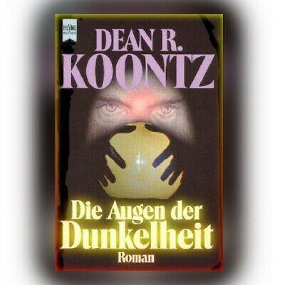die augen der dunkelheit by Koontz Dean - VIRUS EPIDEMIC ☢ (P.D.F) FAST SHIPPING