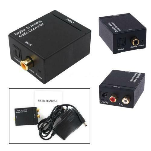 digital optical audio cable adapter ebay. Black Bedroom Furniture Sets. Home Design Ideas