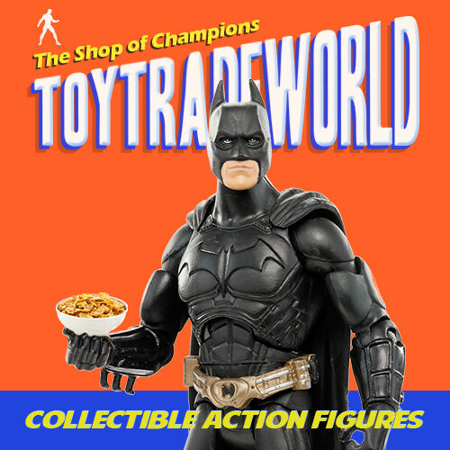 TTW Collectible Action Figures