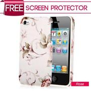 iPhone 4 Cover Floral