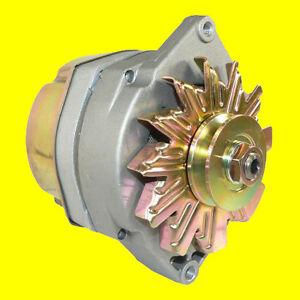 NEW-105-Amp-Delco-Marine-Alternator-Mercruiser-1-Wire