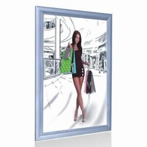 "Evenlite Silver Anodized 18"" x 24"" Premier LED Extra Slim Panels"