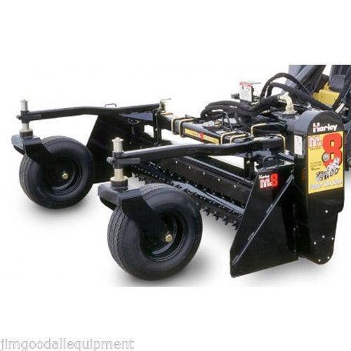 Harley Power Rake Heavy Equipment Attachments Ebay