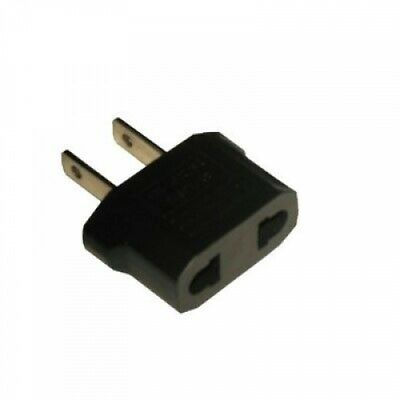 Euro to US Plug Adapter European to American Converter EU to USA Electrical Supplies